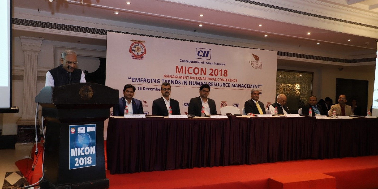 MICON-2018 International Conference.